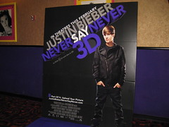 Justin Bieber Never say never 3D