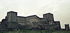 Επταπύργιο - Yedi Kule (V and the Bats) Tags: history archaeology prison thessaloniki byzantium yedikule θεσσαλονίκη byzantinewalls byzantinefortress eptapyrgio επταπύργιο