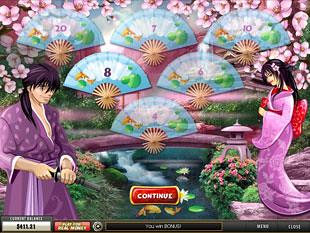 free Geisha Story free spins