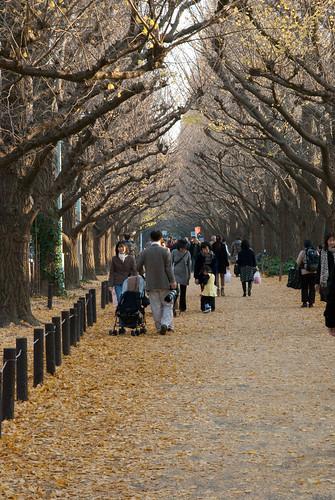 20102冬,東京