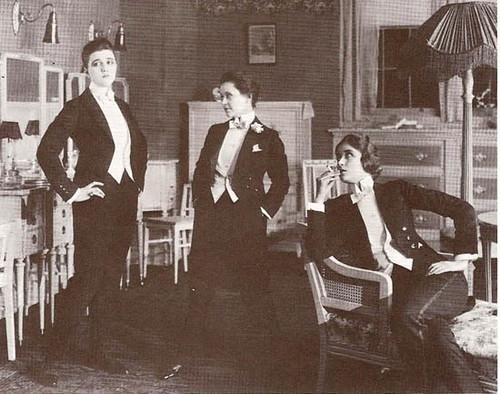 Three Fine Ladies