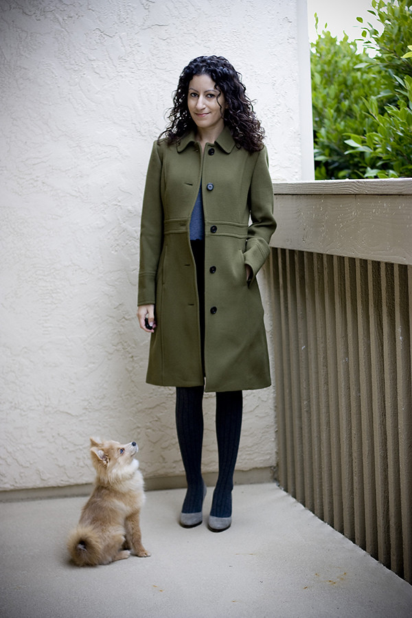 J.Crew Petite Coats - Lady Day and Stadium Cloth Peacoat ...