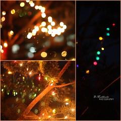 ★ Christmas LIGHT BOKEH