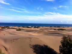 Gran Canaria - Playa del Ingles' Beach