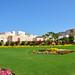 Garden near Al Alam Palace