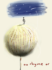 iPad drawing number ten - No rhyme or