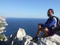 Eric Lon; belvdre de Luminy, Marseille (Eric Lon) Tags: yoga trekking trek weekend var calanques vivre toulon marcher littoral saintmandrier lagarde respirer ericlon randonner seynesurmer oxygener yogatrekking assouplir