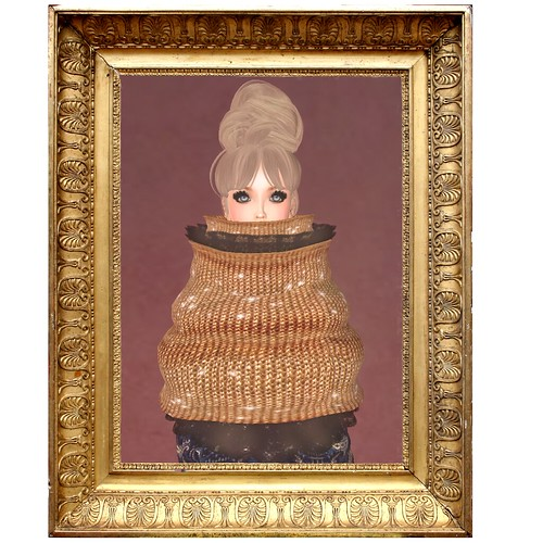 LB Pull en hiver moko poncho Or A