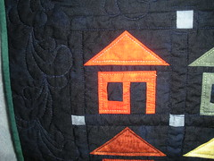 Lost & Found - Quilting Detail