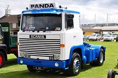 Panda Scania 141 8 AZL (truck_photos) Tags: