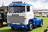 Panda Scania 141 8 AZL (truck_photos) Tags: