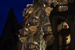 Casa Battlló - Passeig de Grácia - Barcelona