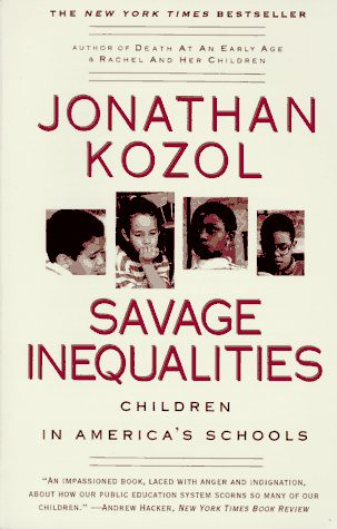 Savage+inequalities+by+jonathan+kozol