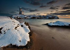 Elie Lighthouse (gregheath) Tags: