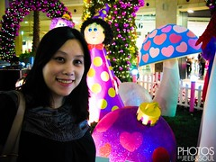 Xmas Decor @ The Curve