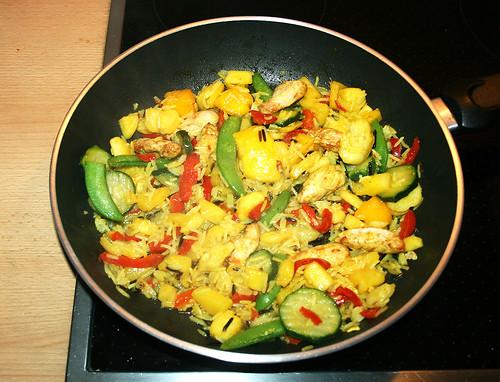 05 - Frosta Hähnchen Curry - erhitzen