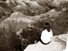 Breathless (ecruz8) Tags: park love blackwhite grandcanyon thinking lonely beatiful imissyou thinkingofyou amazingview