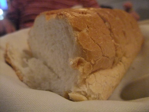 Italian Bread at TAT Ristorante
