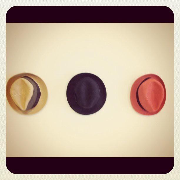 My hats :)