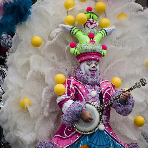 mummers - parade