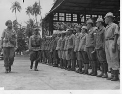 The Surrender of Penang (Chris Turner Photography) Tags: world new india white black history public monochrome japanese war burma military delhi navy royal historic parade east malaysia ww2 second soldiers penang press 1945 campaign far base troops seaplane services surrender inter internal relations malaya ghq directorate