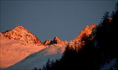 (Christian Bachellier) Tags: mountain snow france montagne landscape nikon neige paysage chamonix montblanc hautesavoie montroc