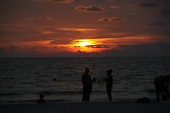 Sunset at the Beach 1 (k_ta19468) Tags: sunset beach nikon sigma romantic 70200mm d700