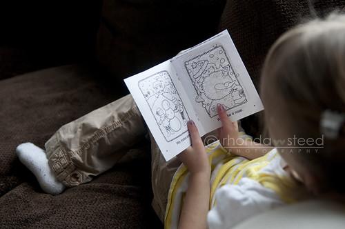 jan 4: Beginning Reader