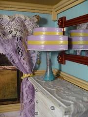 Art Deco Dollhouse Lamp
