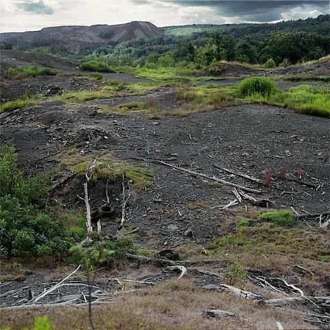 Coal Fire, Locust Mtn., PA