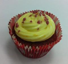 Red velvet cup cake