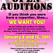 Manila Superstar Dance and Sing Audition