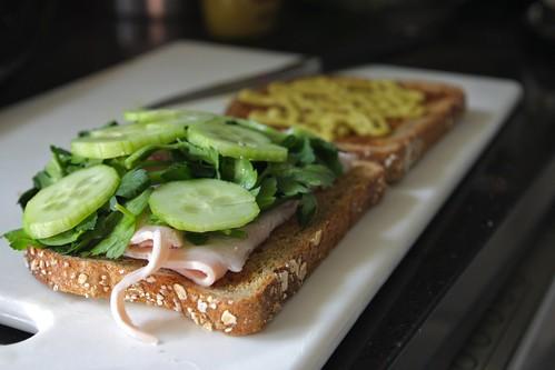 sandwich concoction