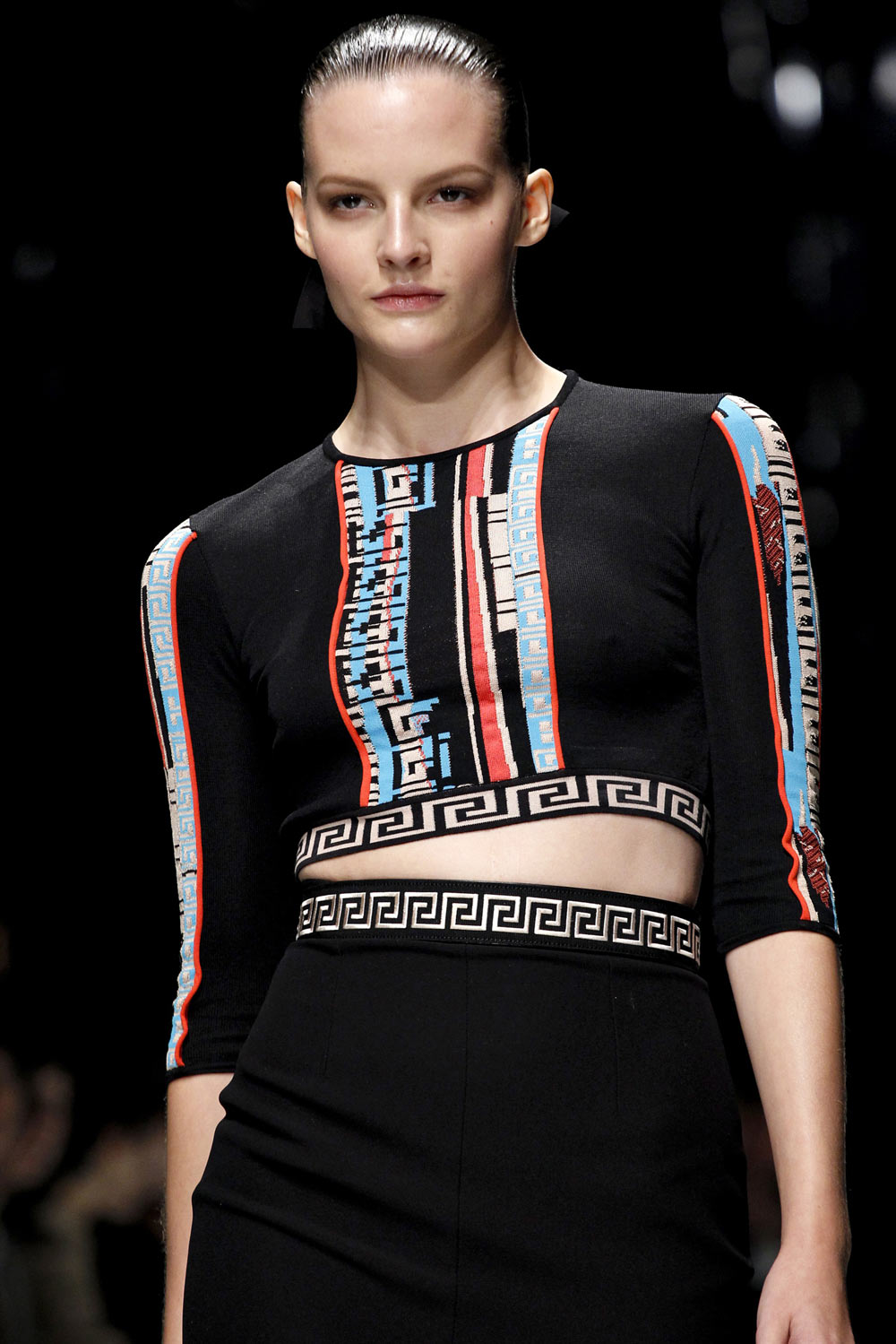 Versace SS 2011