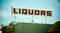 The Liquor Cabinet (Thomas Hawk) Tags: california usa unitedstates unitedstatesofamerica 169 fowler liquorstore centralvalley fresnocounty
