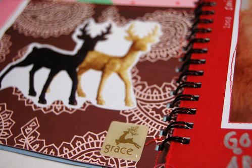 Detail: Reindeer