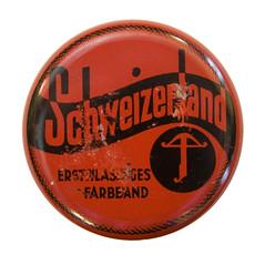 Farbbanddose Schweizerland