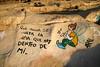 La niña interior. (higuerasb) Tags: grafiti niña benissa calabaladrar