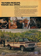 1978 Ford F-Series Trucks Ad - USA (Five Starr Photos ( Aussiefordadverts)) Tags: fordtrucks fseries fordusa