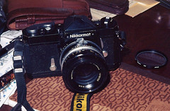 Another Shot of my Black Nikkormat Ftn