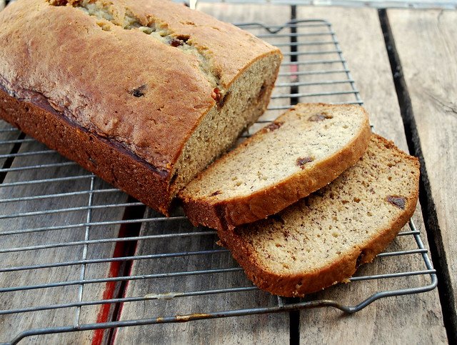 Banana & Date Bread