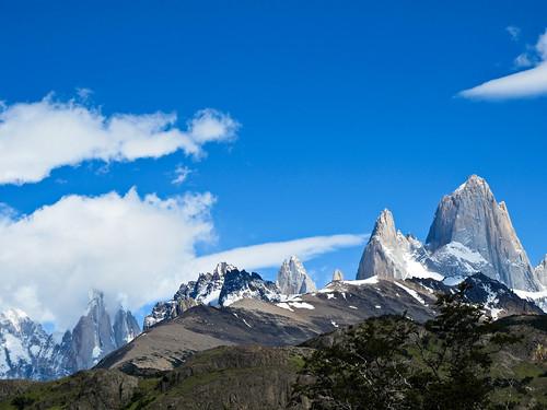 Mount Fitz Roy Near El Chalten - Patagonia, Argentina