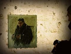 (_Blaster_) Tags: portrait reflection wall pentax decay blaster pentaxkx jjjohn theauthorsclub