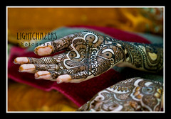The Original Tattoo (Aiyesha) Tags: india tattoo bride weddings henna mehndi hennatattoo mehndiceremony