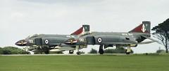 McDonnell Douglas Phantom FG1s (Nigel Musgrove-2.5 million views-thank you!) Tags: 1977 rnas culdrose jubilee air show england douglas phantom 010 892 squadron royal navy hms ark mcdonnell f4k f4 fg1 001 xt868 xv587