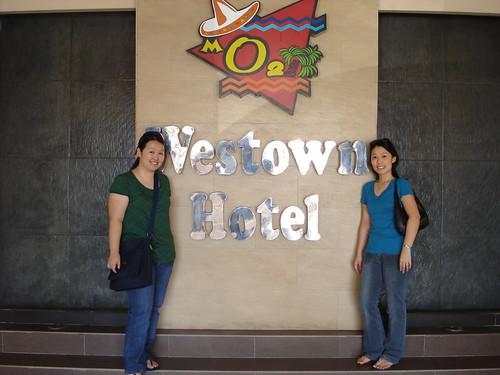 westown hotel iloilo