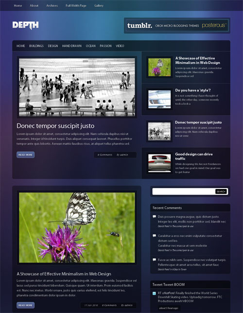 depth-wordpress-theme