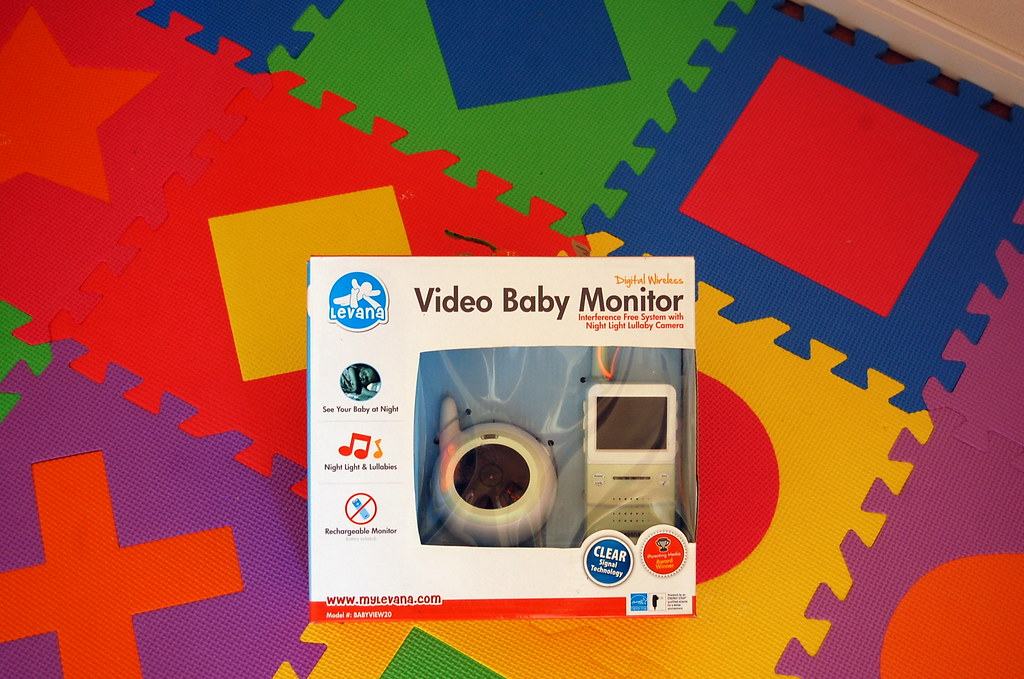 Levana Video Baby Monitor - SOLD