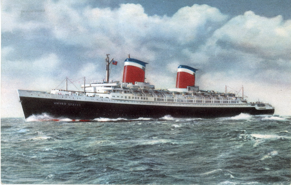 United States Lines ss United States