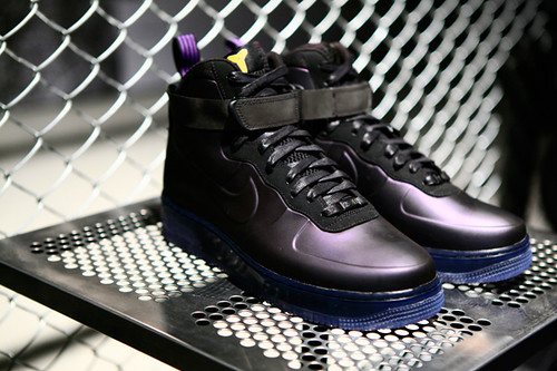 Kobe Bryant Nike Sportswear Air Force 1 Foamposite